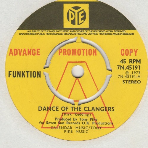 Dance Of The Clangers