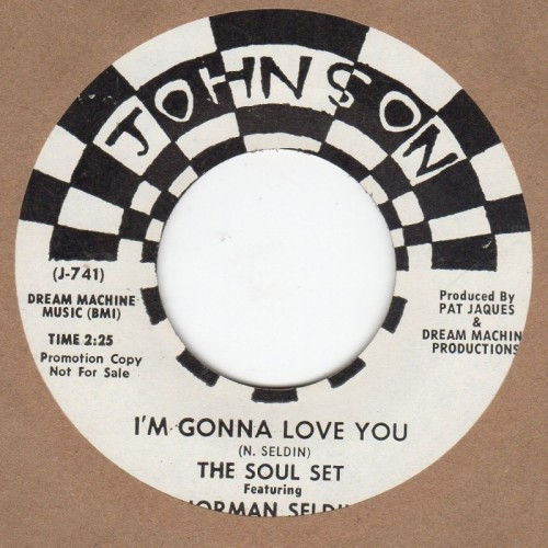 I'm Gonna Love You / Here Come The Judge