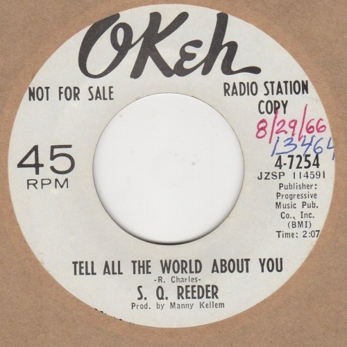 Tell All The World About You / Two Ton Tessie