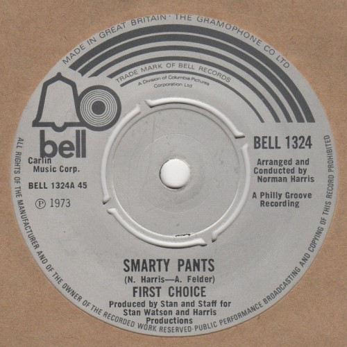 Smarty Pants / One Step Away