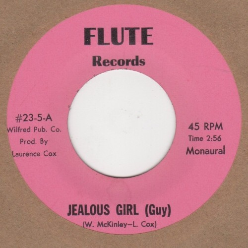 Jealous Girl (Guy) / Another Time