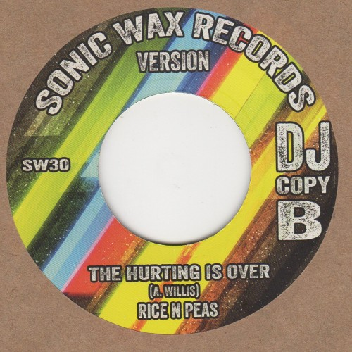 The Hurting Is Over (reggae)