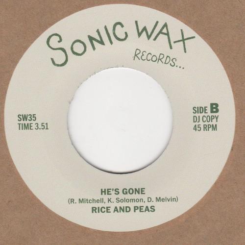 He's Gone (reggae)