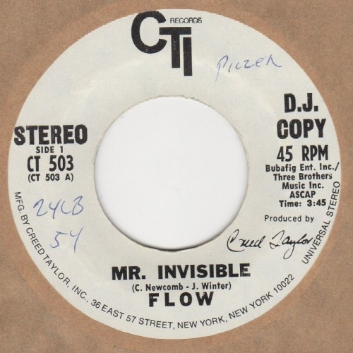 Mr Invisible / Daddy