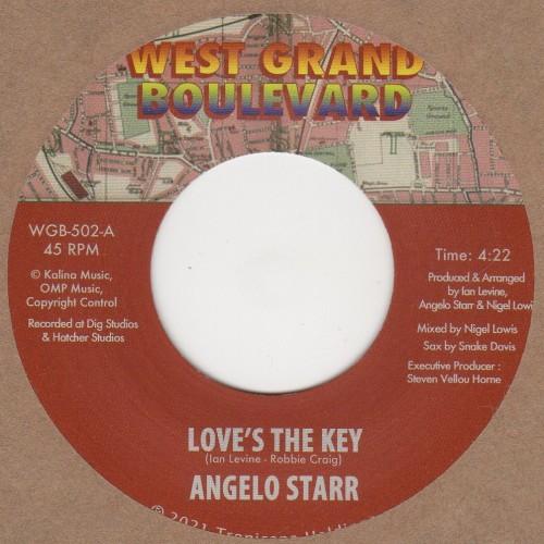 Love's The Key