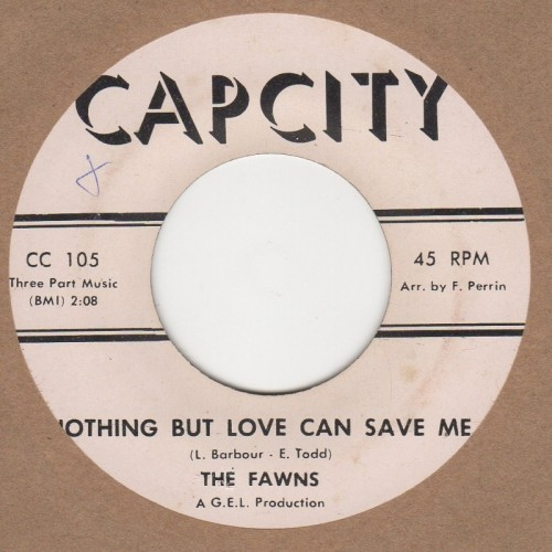 Nothing But Love Can Save Me / Wish You Were Here With Me