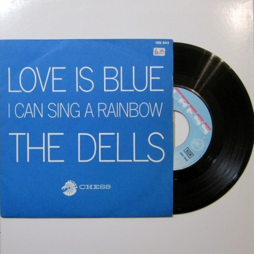 I Can Sing A Rainbow Love Is Blue / Hallelujah Baby