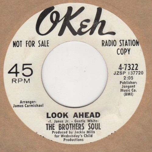 Look Ahead / I Shall Be Released