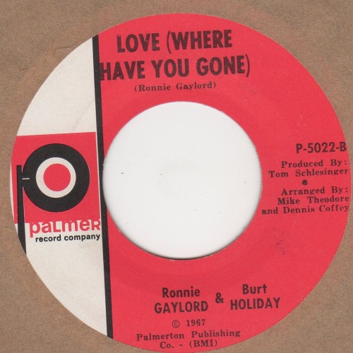 Love (Where Have You Gone)