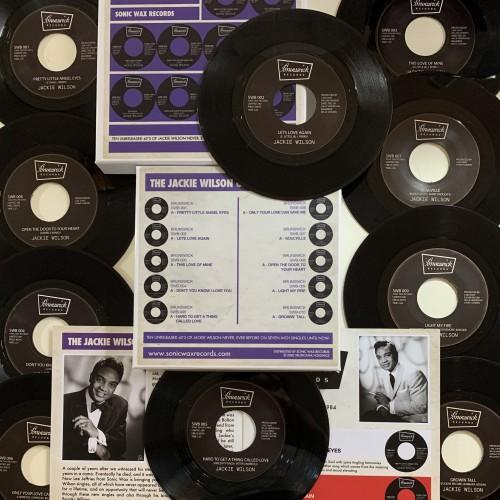 """NEW 7"""" Vinyl Box Set, RARE SOUL"""