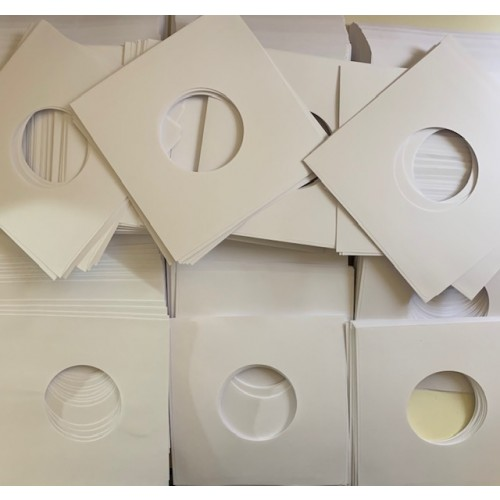 100 QUALITY PAPER SLEEVES