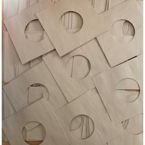 1000 BROWN PAPER SLEEVES
