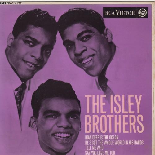 Isley Brothers EP