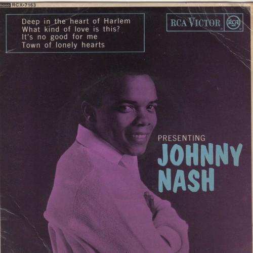 Presenting Johnny Nash EP