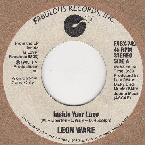 Inside Your Love