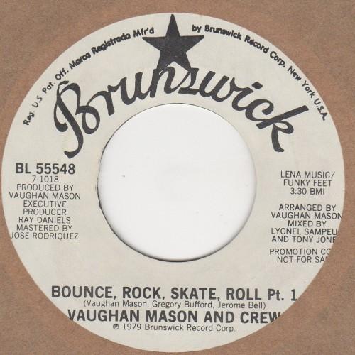 Bounce Rock Skate Roll