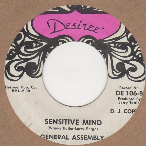 Sensitive Mind