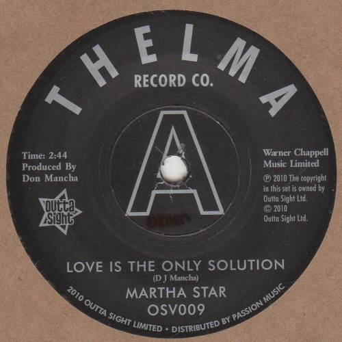Love Is The Only Solution