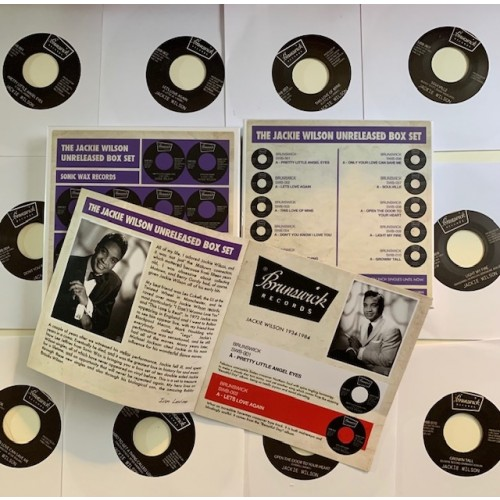 "10 x Unissued 7"" Vinyl Box Set, NORTHERN & CROSSOVER SOUL"