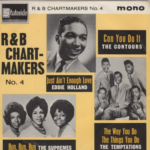 R&B Chartmakers No4 EP