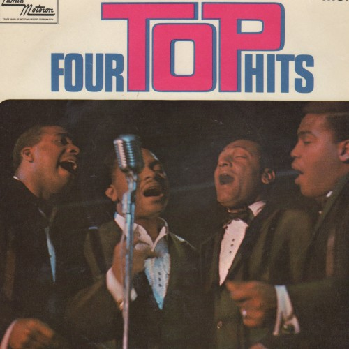 Four Tops Hits EP
