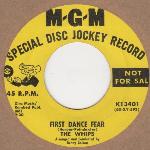 First Dance Fear